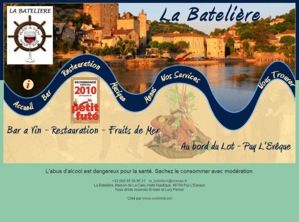 La Bateliere Bar/Restaurant